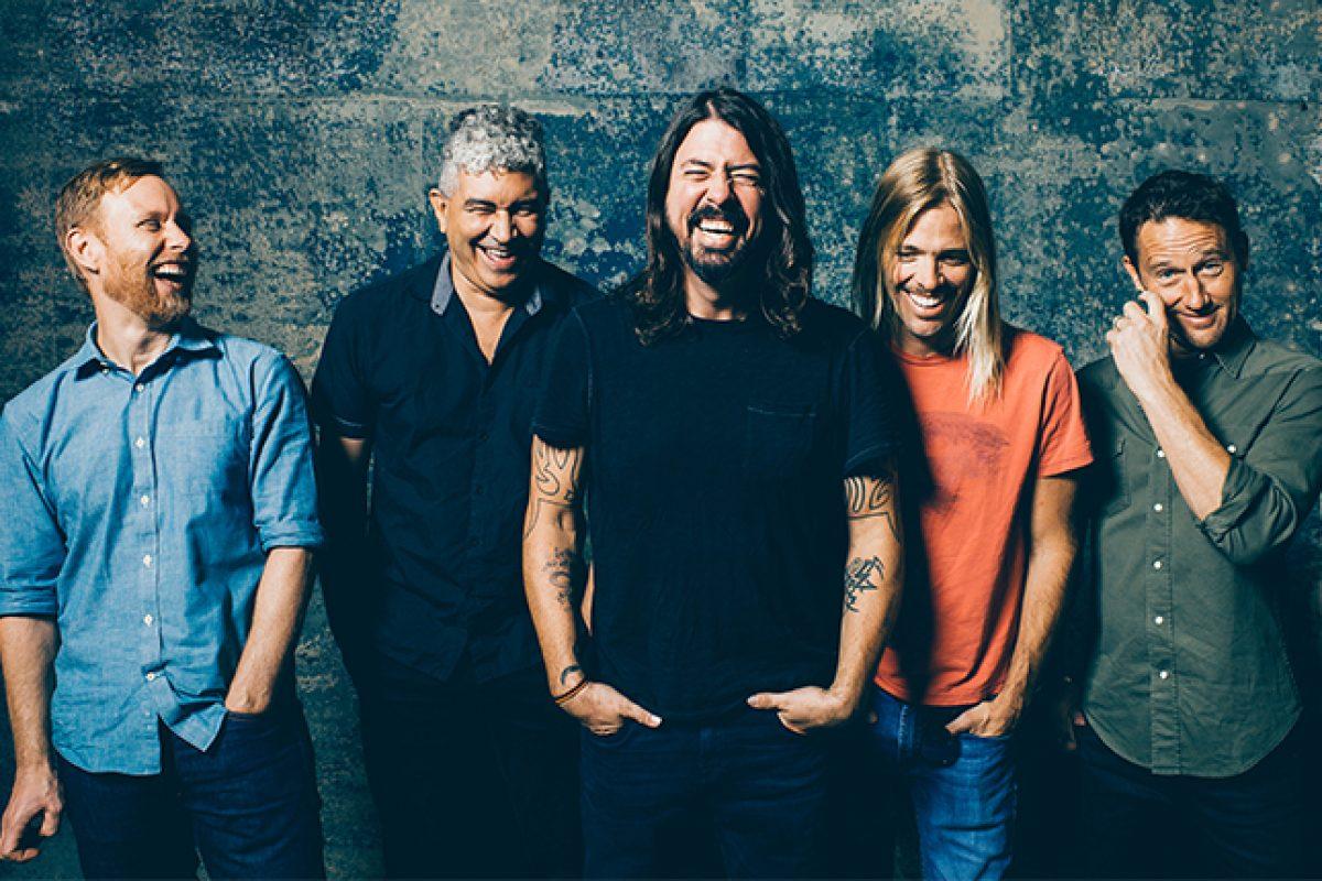 ¡Confirmado! Foo Fighters grabará nuevo disco en el 2017