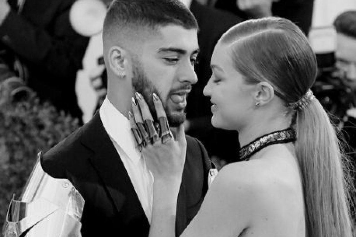 Así fue la felicitación de Gigi Hadid a su novio Zayn Malik por su cumpleaños