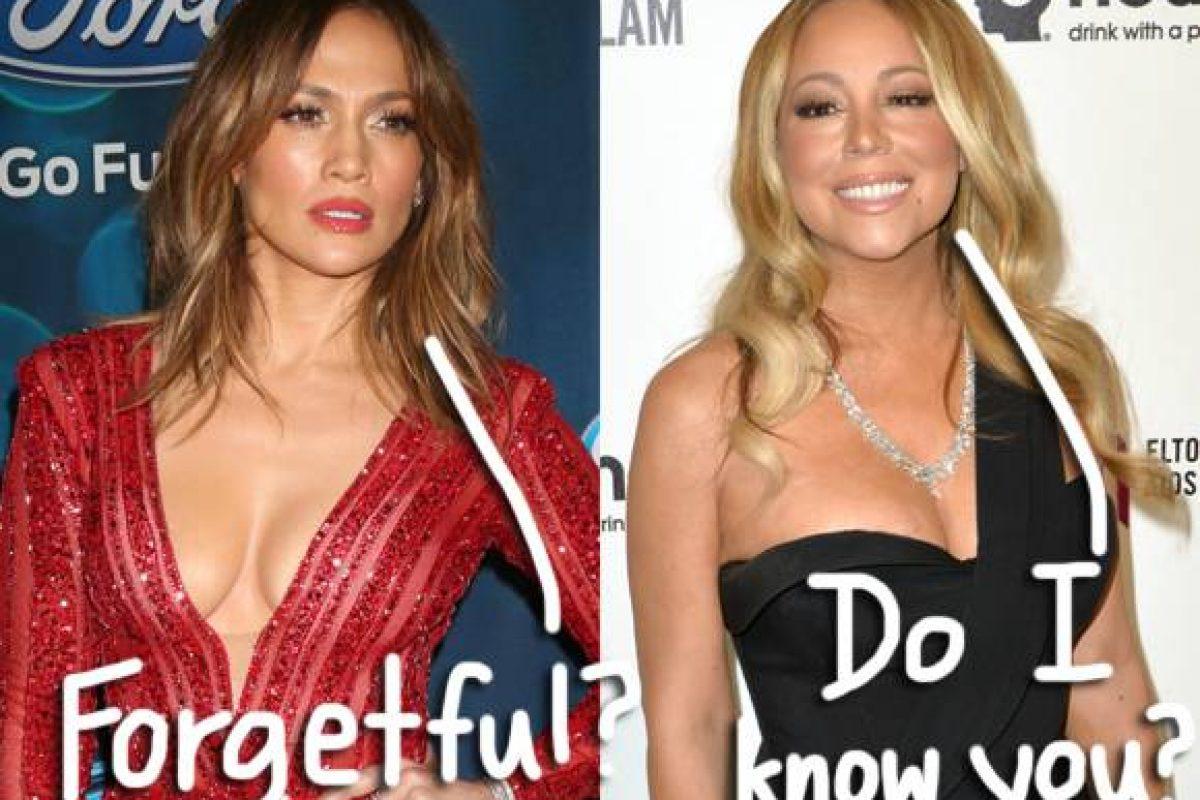 Jennifer López se burla del paupérrimo show de Mariah Carey en año nuevo