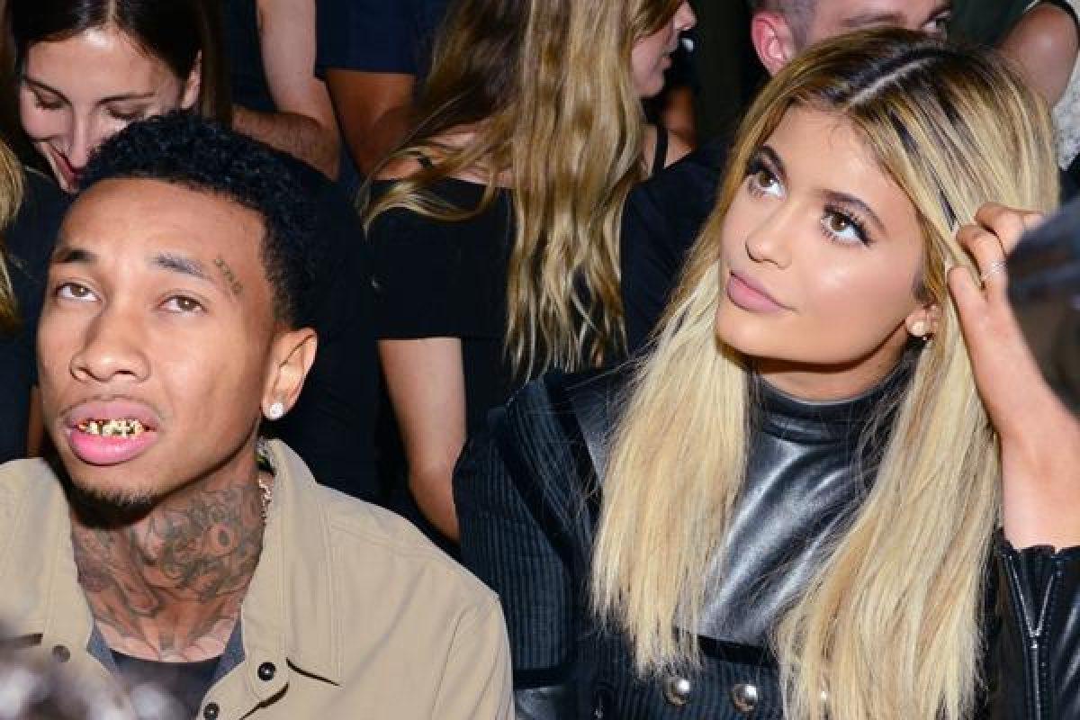 Kylie Jenner se hizo un pequeño tatuaje para su novio, Tyga