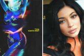 ¿Usó Tyga una foto del instagram de Kylie Jenner como portada para su nueva canción?