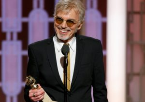 74th ANNUAL GOLDEN GLOBE AWARDS -- Pictured: Billy Bob Thornton, Winner, Best Actor - TV Series - Drama, at the 74th Annual Golden Globe Awards held at the Beverly Hilton Hotel on January 8, 2017 -- (Photo by: Paul Drinkwater/NBC)