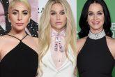 Escándalo judicial de Kesha vs Dr Luke: Se suman Lady Gaga y Katy Perry
