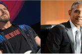 Eddie Vedder despide a Obama con música