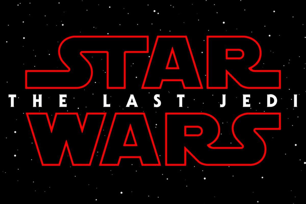 Star Wars Episodio VIII: The Last Jedi