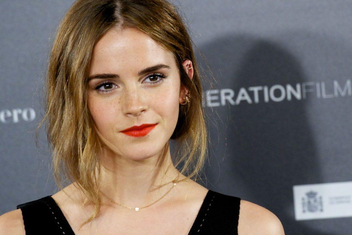 La razón por la que Emma Watson decidió no publicar nada de su vida privada en redes sociales