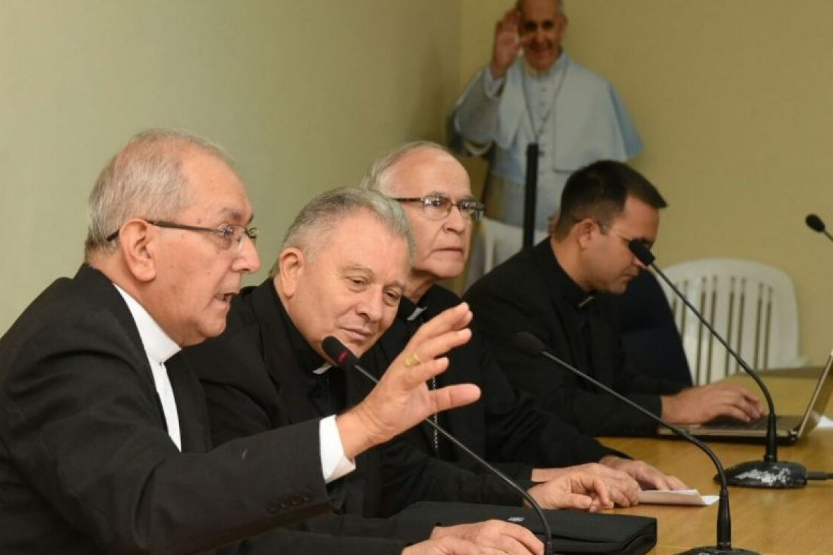 Arquidiócesis paraguaya sigue minimizando acosos