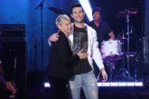 """Maroon 5 interpreta su nuevo tema """"Cold"""" en el show de Ellen DeGeneres"""