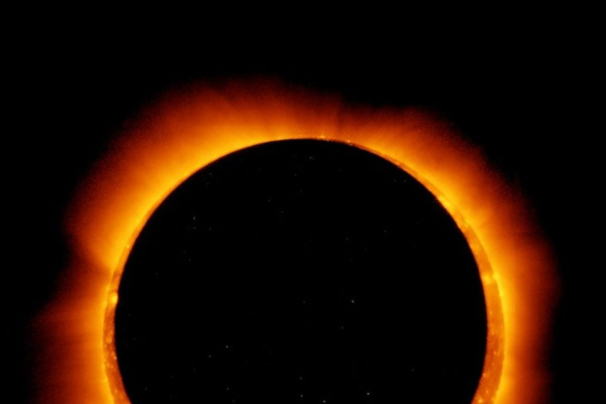 """""""Anillo de Fuego"""" el increíble eclipse de Sol"""