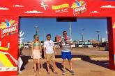 Calor 105 en el parador Lemon Beach de Brahma