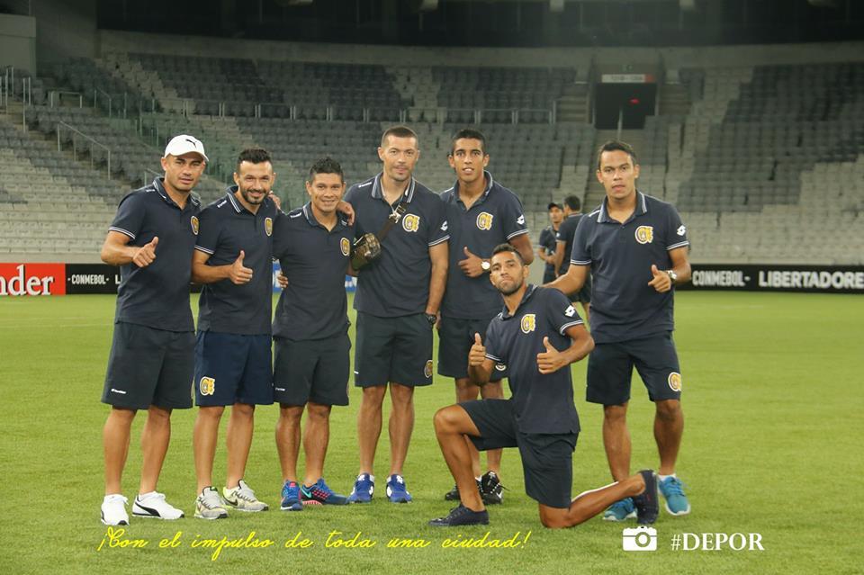 Capiata Libertadores 3