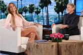 JLo cuenta de todo en el show de Ellen DeGeneres