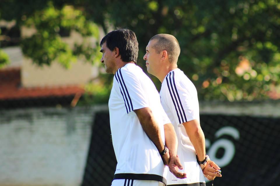 Club Guarani. entrenamoento jpg