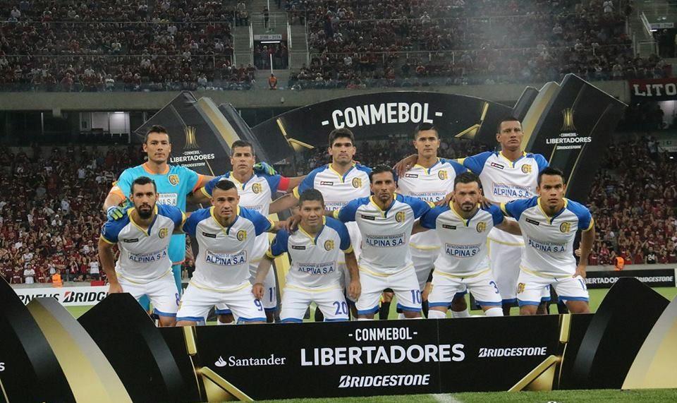 Deportivo Capiata 4