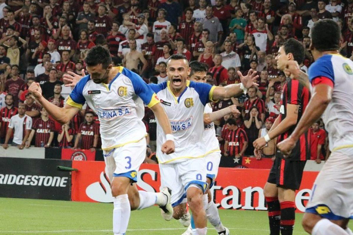 Copa Libertadores Deportivo Capiatá ENORME!