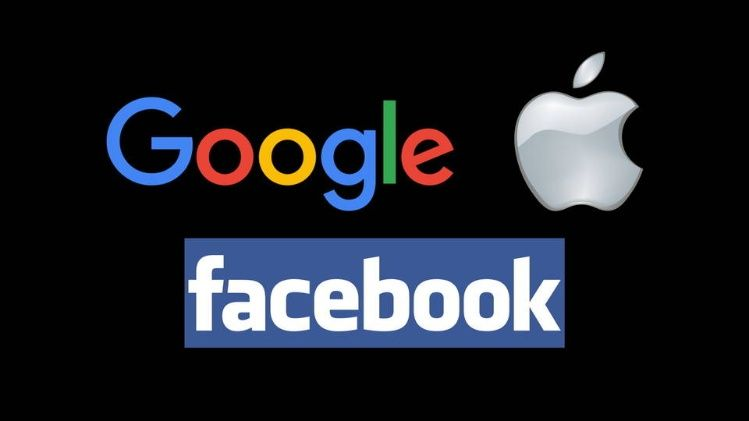 FB Apple google