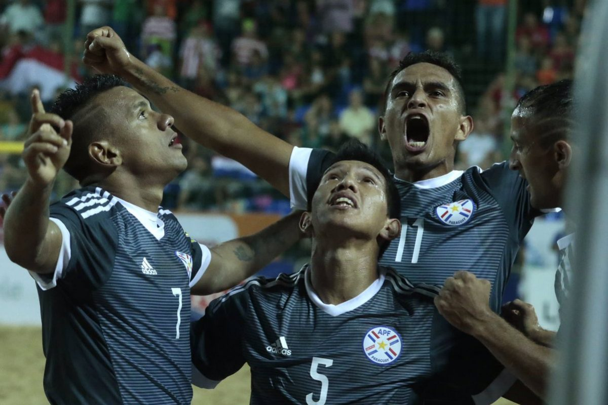 Paraguay sigue sumando en las Eliminatorias al Mundial