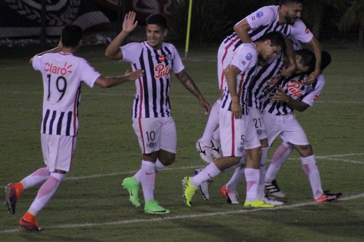 Torneo Apertura 2017, Libertad solo en la punta