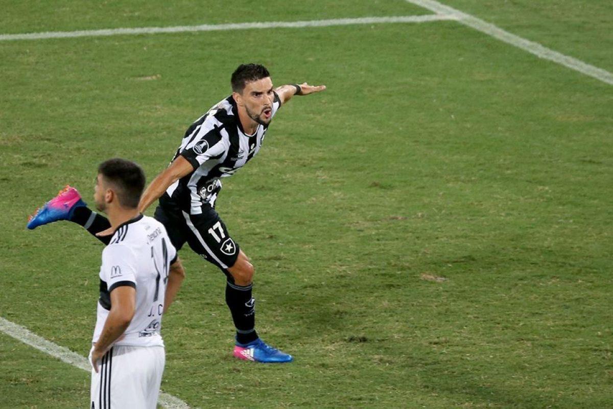 Copa Libertadores Olimpia debe remontar el 1 a 0 en casa