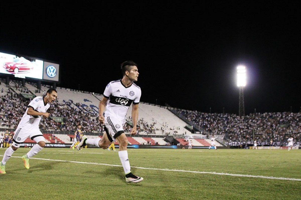 Olimpia va en busca del triunfo en la Copa Libertadores