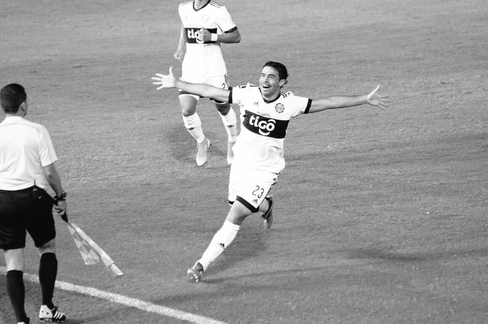 Olimpia Copa Libertadores 3