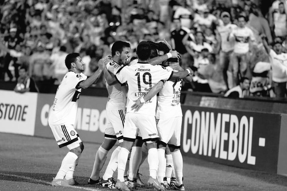 Olimpia Copa Libertadores3
