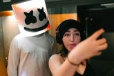 Marshmello lanzó un remix del primer single de Noah Cyrus  'Make Me (Cry) '
