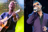 Chris Martin le rinde tributo a George Michael en los Brit Awards