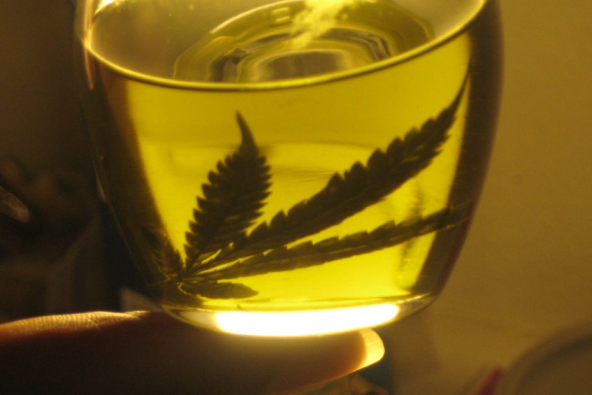 Sólo 15 pacientes importan aceite de cannabis