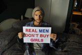 Ashton Kutcher ha rescatado a 6000 víctimas de tráfico sexual