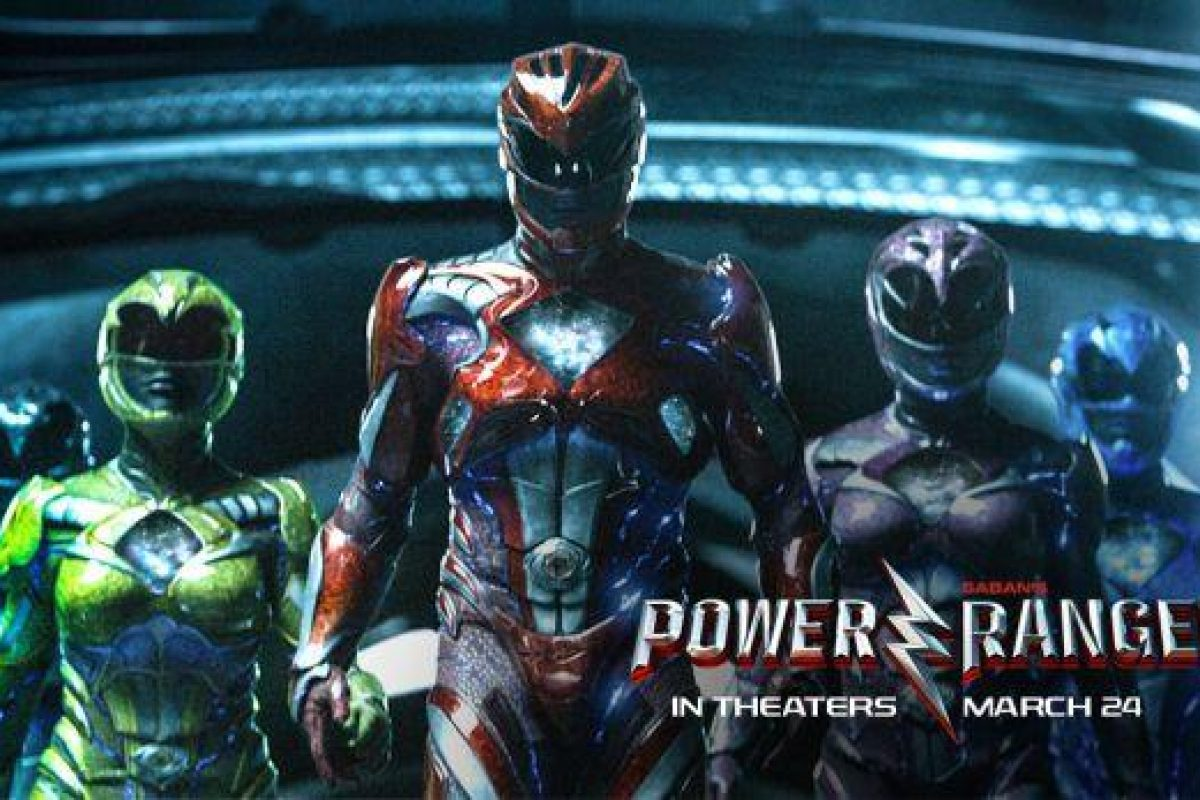 Nuevo tráiler de Power Rangers