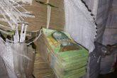 Fuerte custodia policial para trasladar bolívares al BCP