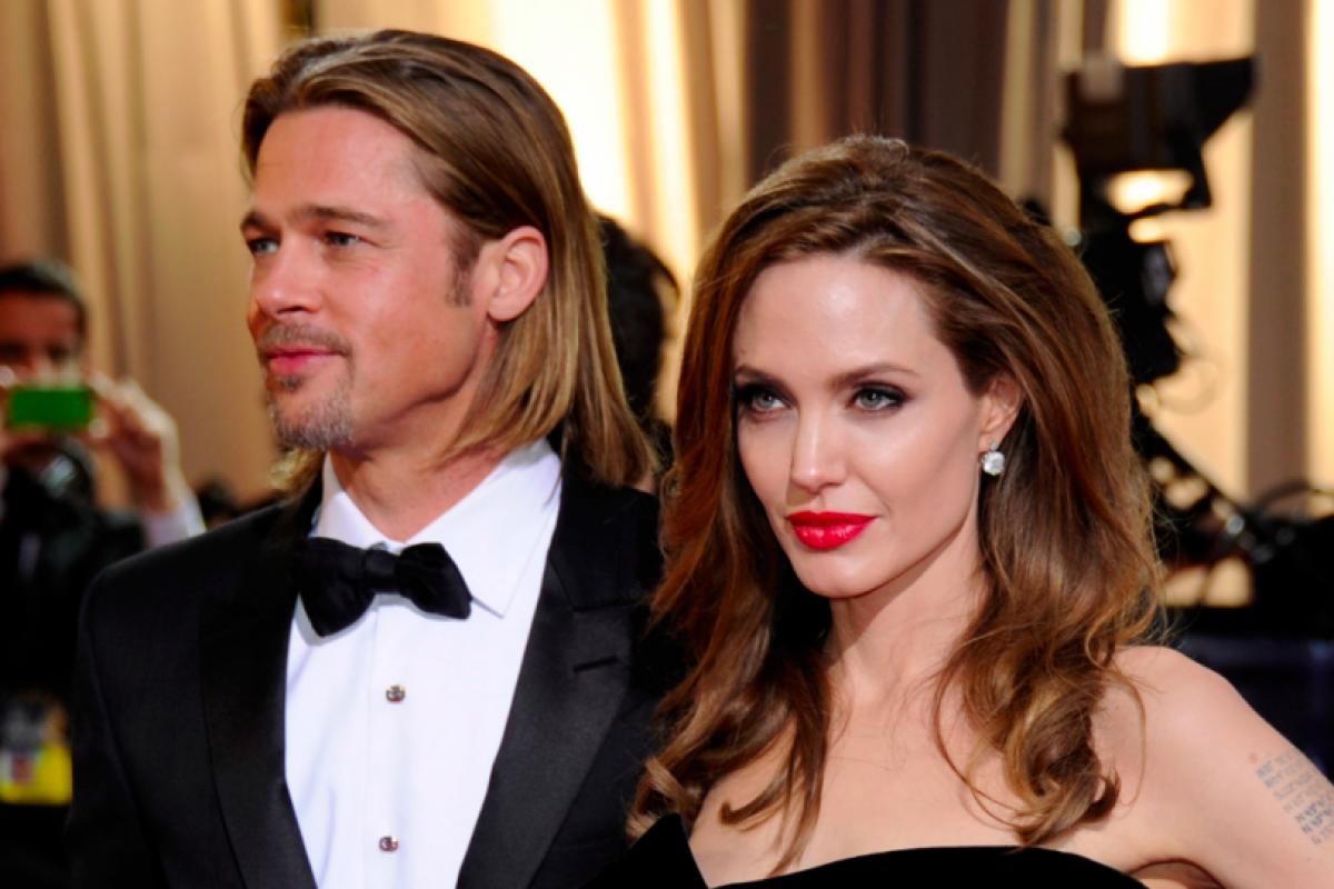 Brad Pitt respondió a Angelina Jolie