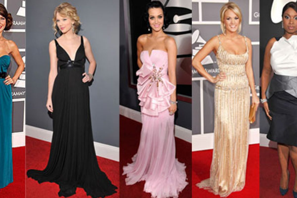 #TBT Red Carpet Grammy Awards: Los looks que nunca vamos a olvidar