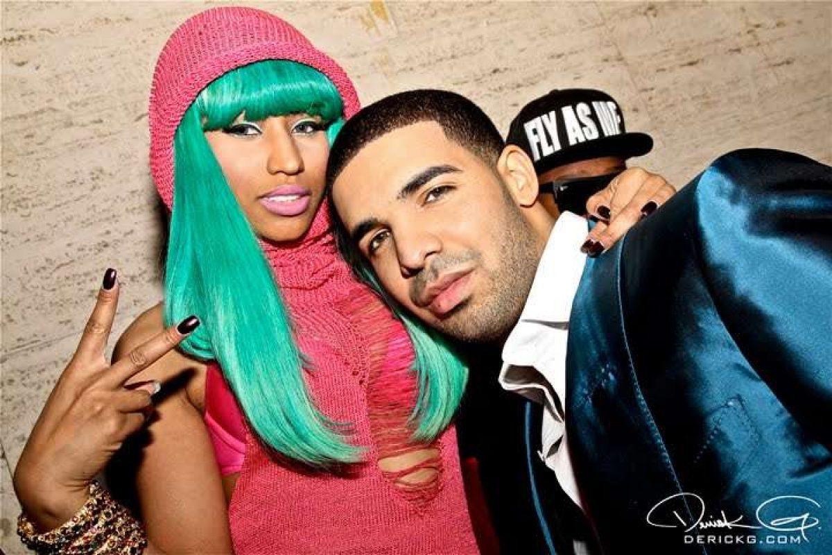Nicki Minaj y Drake se vuelven a encontrar después de mucho