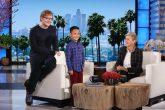 La sorpresa de Ed Sheeran a un pequeño fan en el show de Ellen DeGeneres