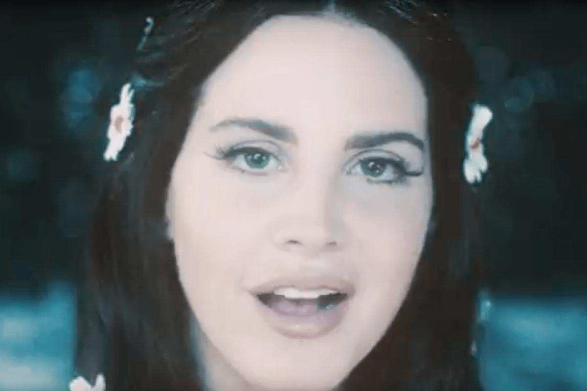 Lana del Rey estrena nuevo video para Love