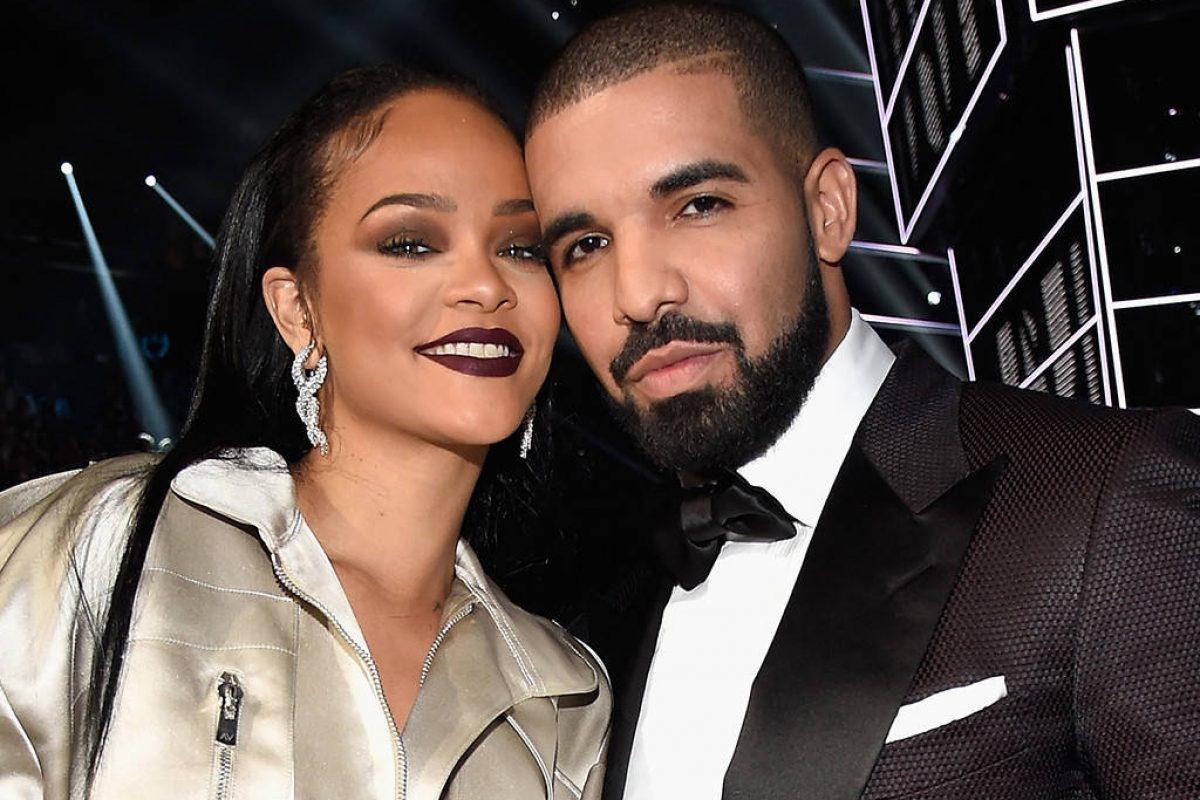 Drake felicitó a Rihanna por su cumpleaños