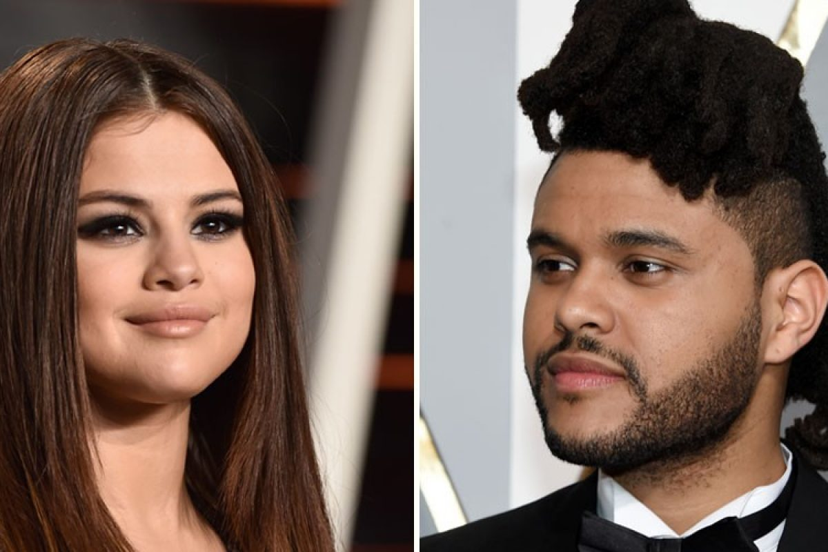Selena Gomez demostró ser fan nro 1 de The Weeknd
