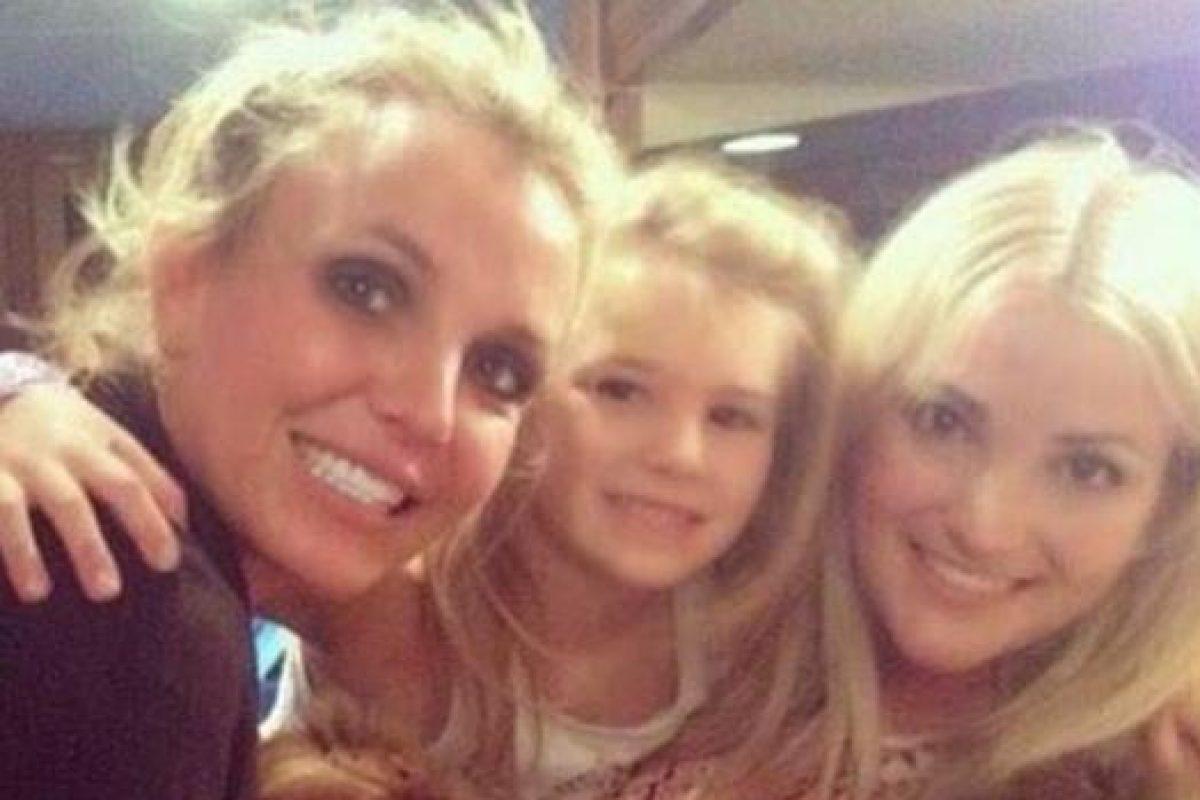 Britney Spears preocupada por la salud de Maddie, su sobrina