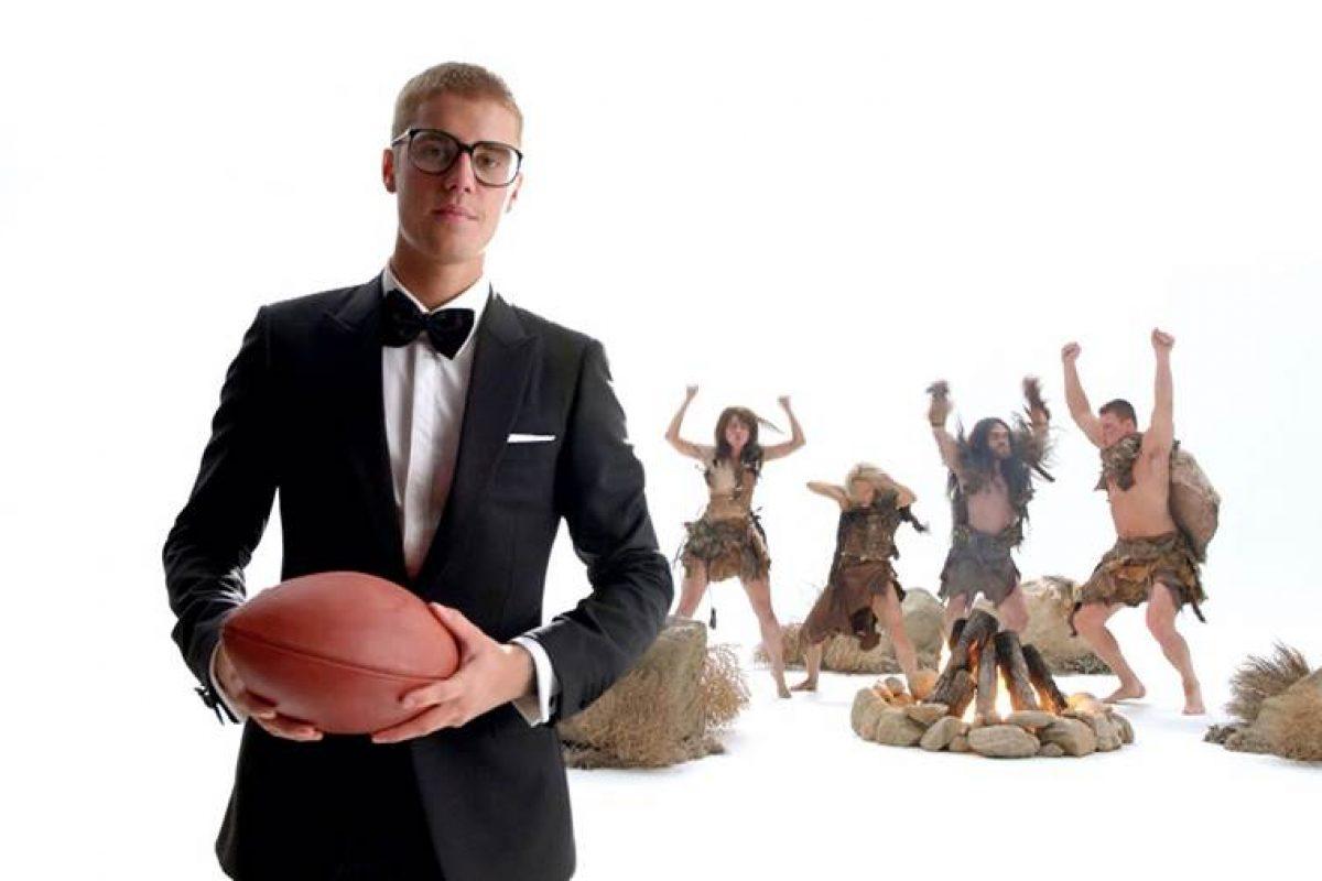 Ya tenemos el comercial favorito del Super Bowl y Justin Bieber te lo muestra
