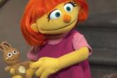 Plaza Sésamo presenta a Julia, su primer muppet con autismo