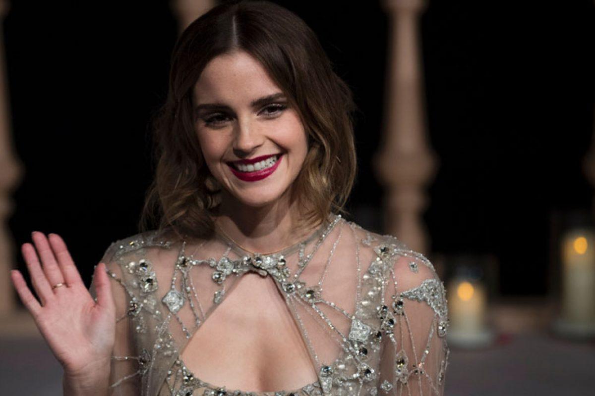 Hacker filtra fotos íntimas de Emma Watson