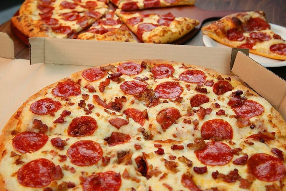 Cinco razones para almorzar hoy mismo en pizza hut venus for Oficinas de pizza hut