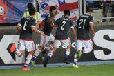 Albirroja Sub 17 gana a Chile y suma para el Mundial