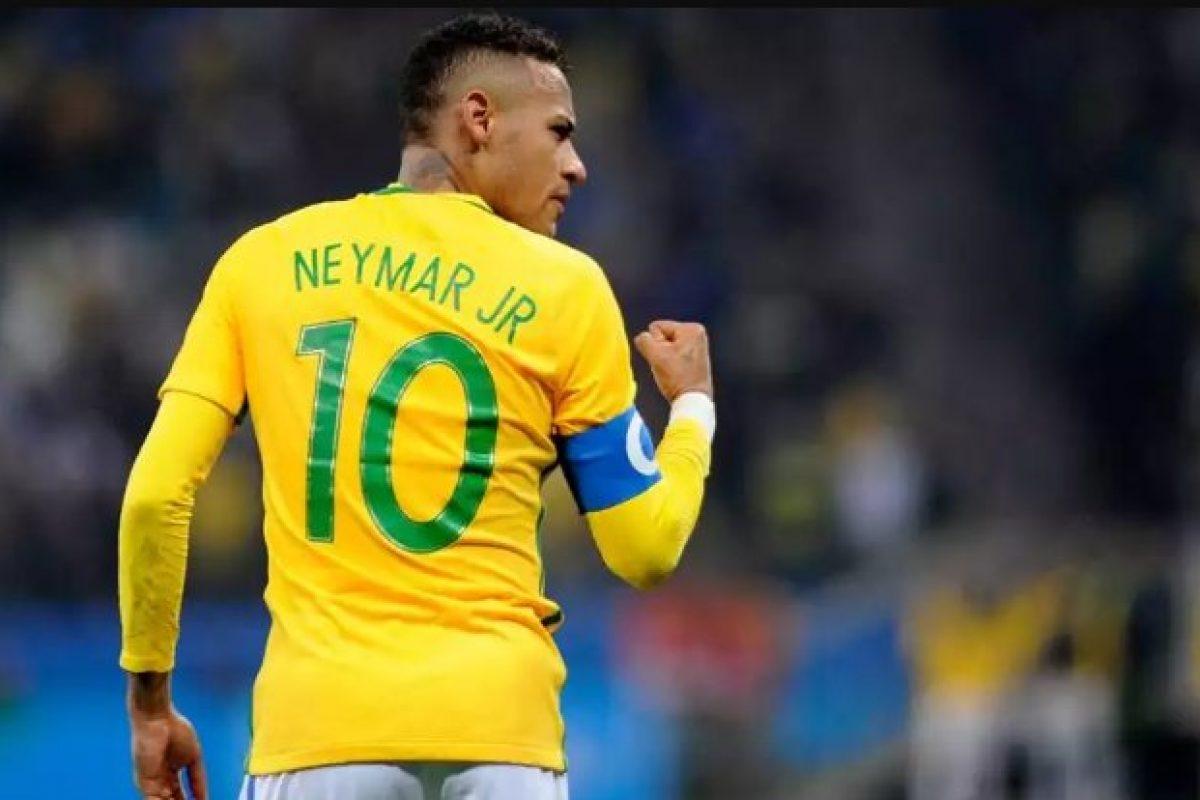 Brasil a un paso del Mundial Rusia 2018