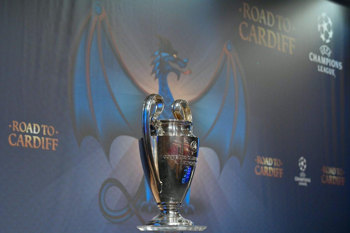 Partidazos en los cuartos de final de la Champions