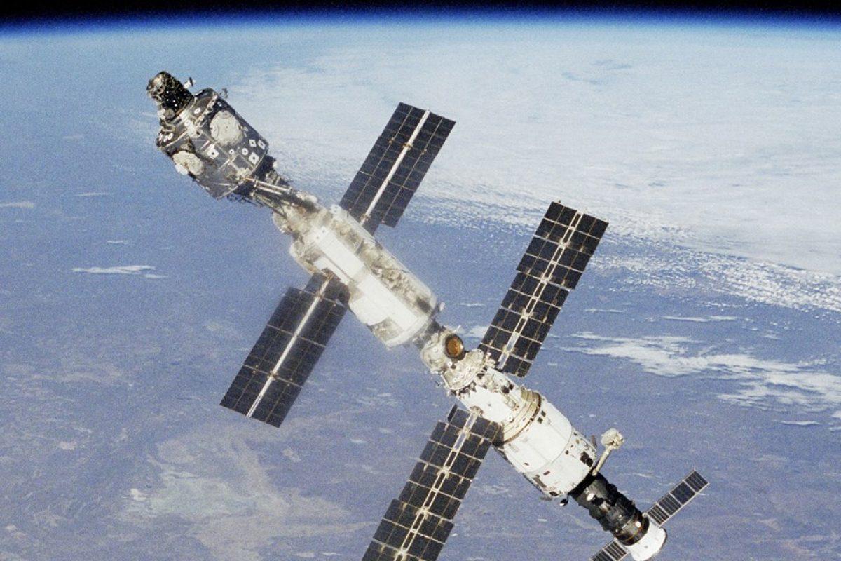 Las increíbles imágenes de la Tierra desde el espacio