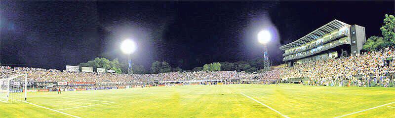 Estadio Manuel Ferreira. Foto Club Olimpia