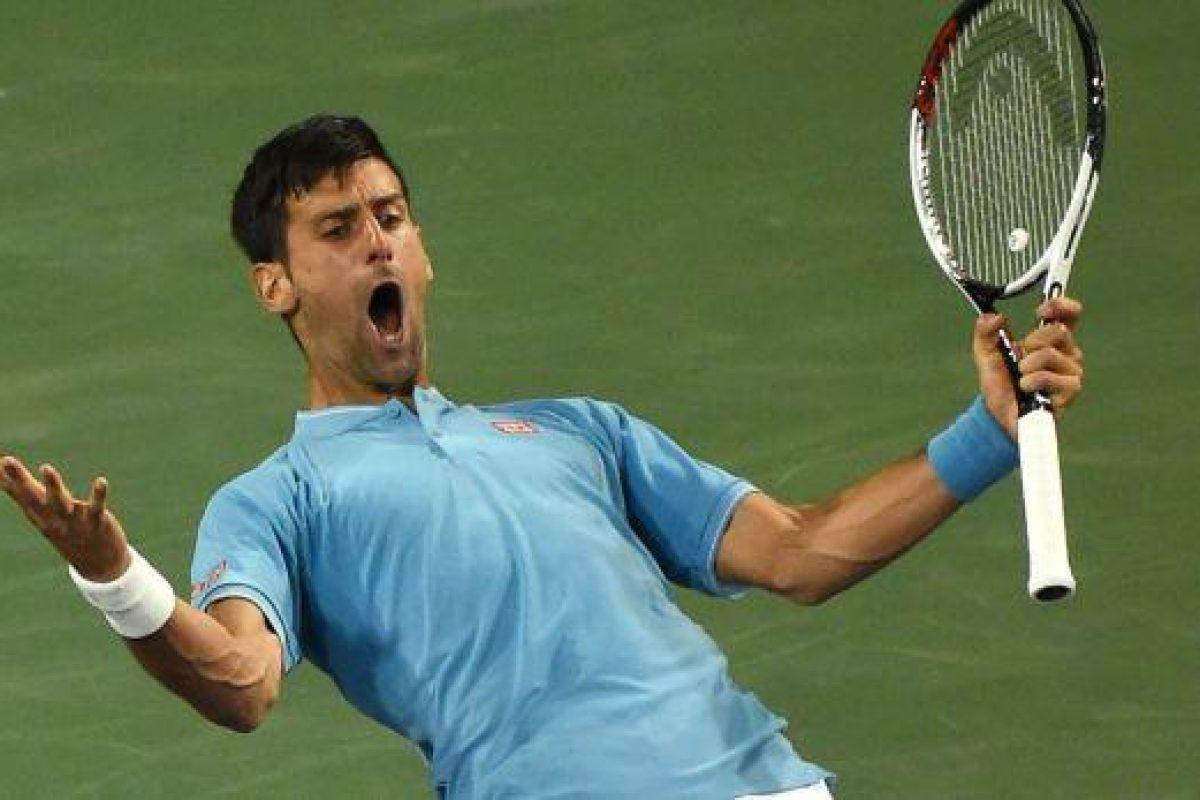 Novak Djokovic derrotó a Del Potro en Masters de Indian Wells